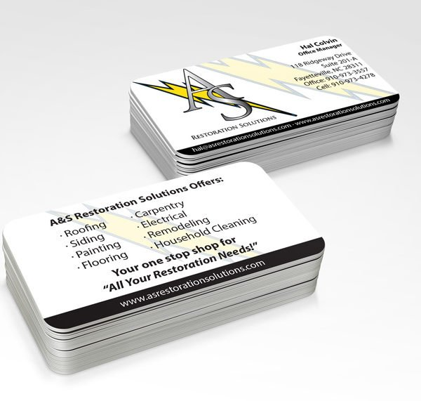 50% OFF Double Sided Business Card Design + 1000 Premium Quality Prints