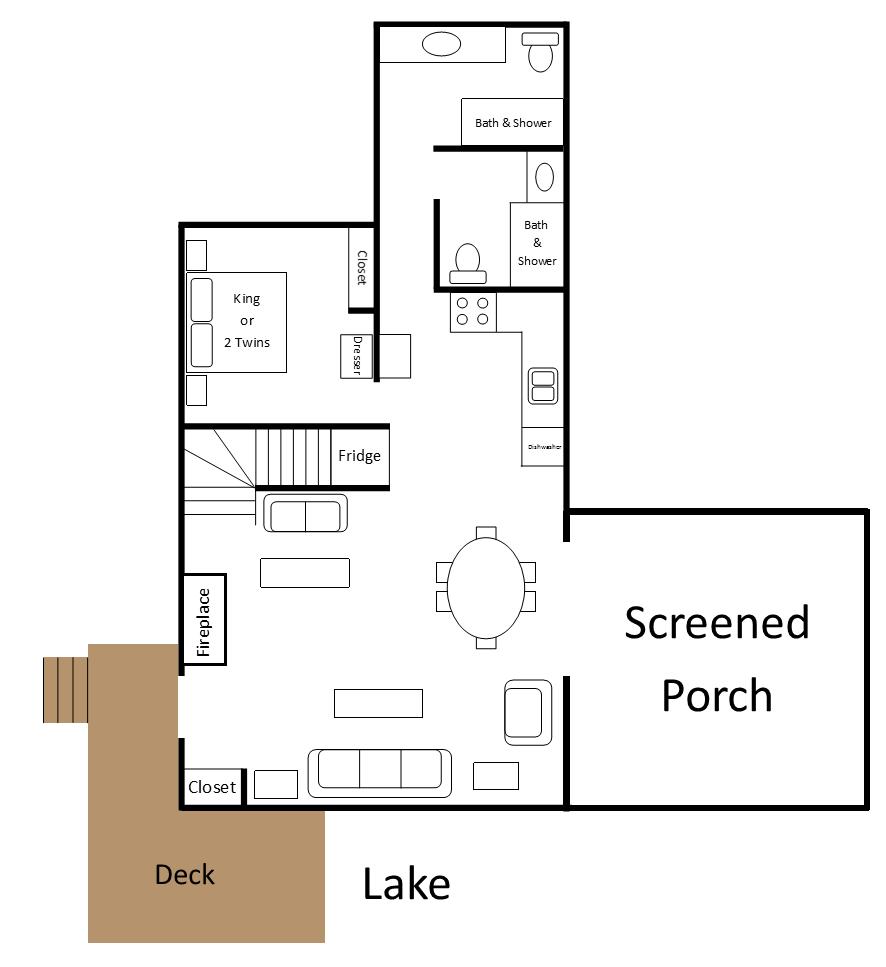 Daybreak-Lower-Level floor plan