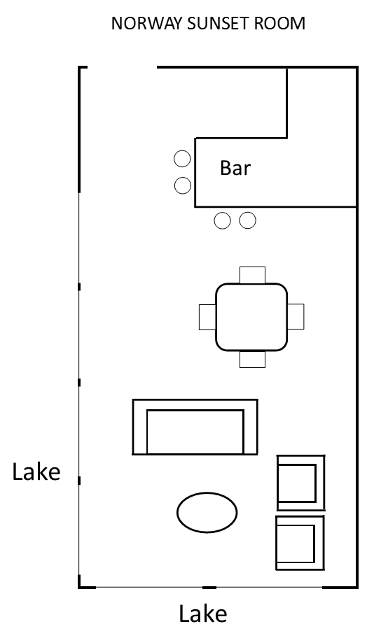 Norway-Sunset-Room floor plan