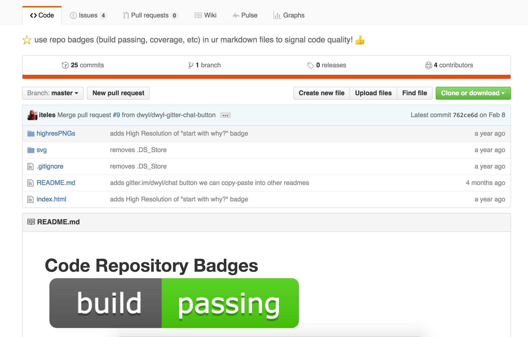 github-badge-example