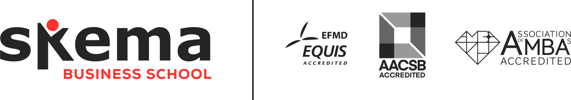 Skema Equis AACSB AMBA Accedited