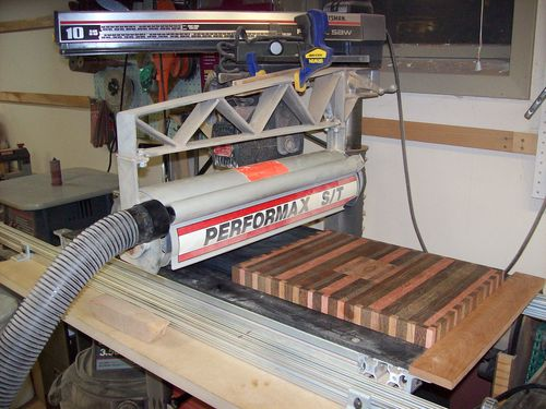 The Basement 5 Poor Man S Drum Sander By Jl7