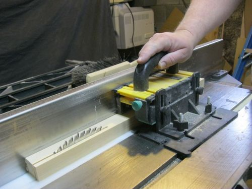 Easy Shop Table Planer Table 4 Adding The Shelf The