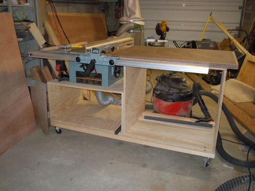 Table Saw Cabinet Plans Free