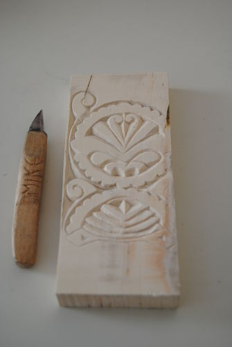 Stefangs woodcarving practice session by stefang