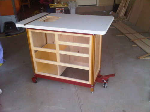Incra Router Table Cabinet Plans Pdf Woodworking