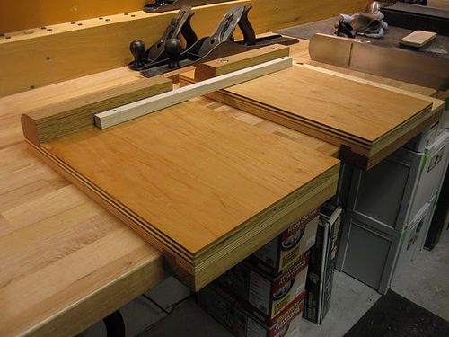 Cool Heartwood  Blog Archive  Twoway Bench Hook
