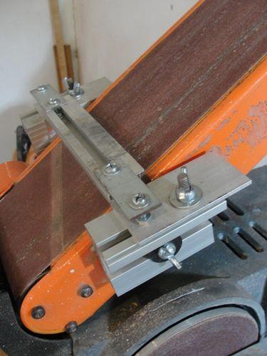 1 belt sander angle guide