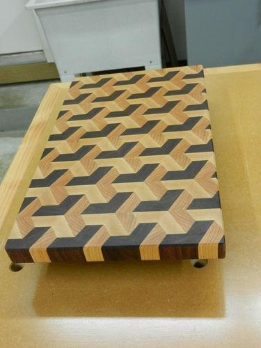 3d cutting board tutorial