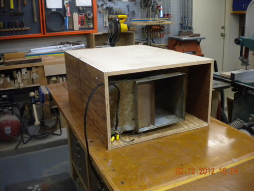 Workshop Update 8 Shopmade Air Cleaner By Bj383ss