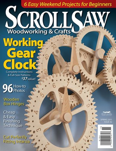 Woodworking Clock Making