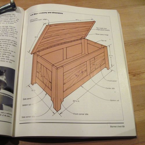 How Do You Build A Hope Chest