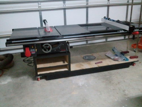 Ideal Height For Tablesaw Router Table By Jaydubya Woodworking Community