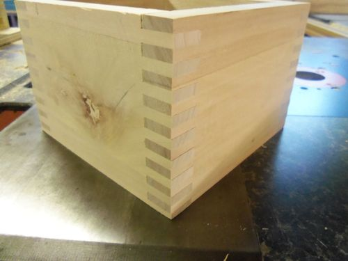 box joint designs