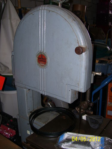 ... very nice wt 14 saw serial 19 639 a bn905 for sale i am not sure of