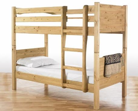 bunk bed plans easy