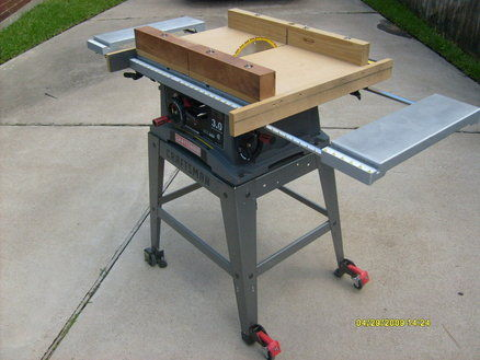 Ryobi Rts 10 Table Saw By Tsquare90 Woodworking Community