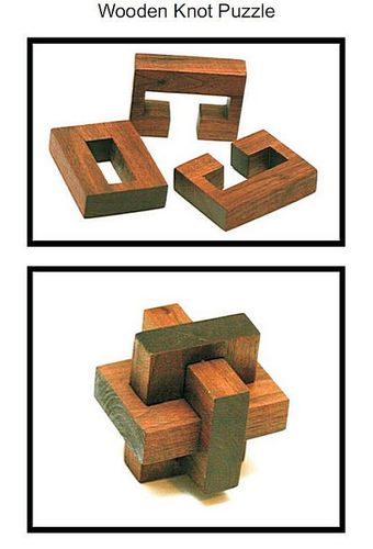 Wooden Puzzle Plans Woodworking
