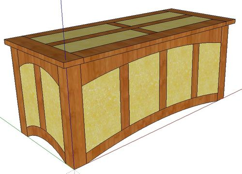 Free Hope Chest Plans Pdf Woodworking