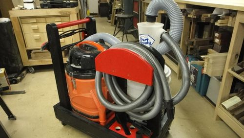 The Basement 29 Shop Vac Cyclone And Cart By Jl7