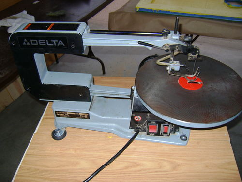 Delta scroll saw manual 40 406 delta 15 scroll saw instruction manual pdf download greentooth Images