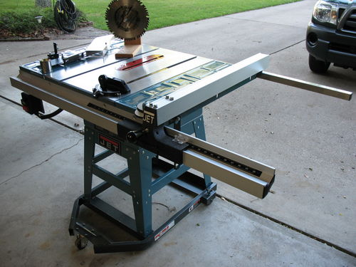 Rebuild Old Table Saw Or Get A Contractor Power Tools