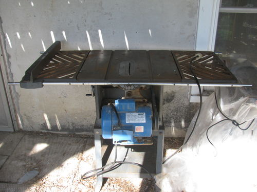 Rockwell Beaver Tablesaw For Sale By Beaver123