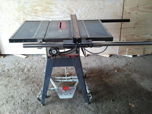 Table Saw for Very Limited Budget - by RookieWorker @ LumberJocks.com