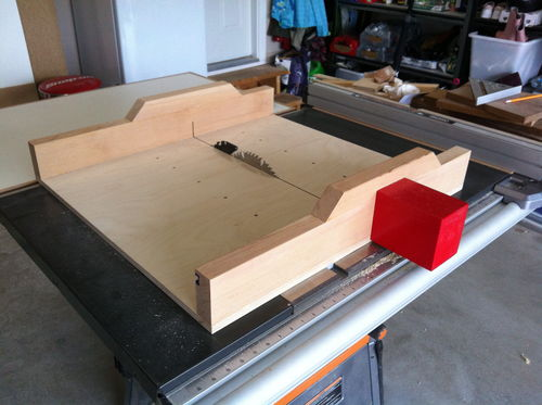 "What is your ""must have"" jig/guide/sled for your Table Saw? - by ..."