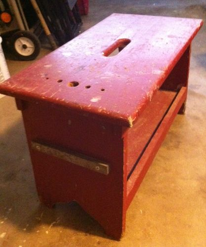 Carpenter S Tool Box Amp Bench By Bricofleur Lumberjocks