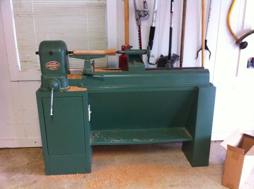 powermatic 45 wood lathe