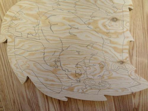 Woodwork simple dremel carving pdf plans