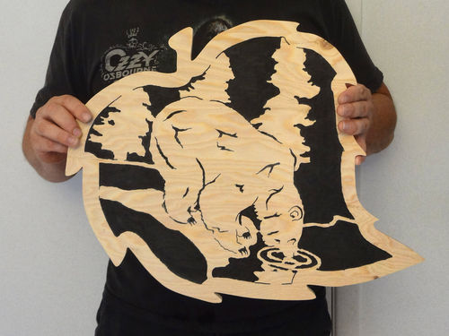 Free scroll saw art patterns car tuning