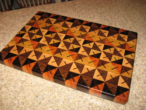 Woodworking Cutting Board Kit