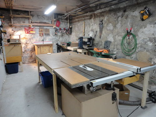 1966 Craftsman 10 Quot Table Saw Modified By Steve6678