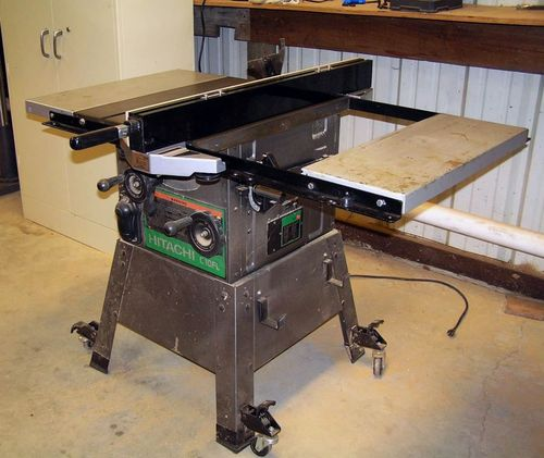 Hitachi C10fl Table Saw Price New Table saw fence - by Jim55 @ LumberJocks.com ~ woodworking ...