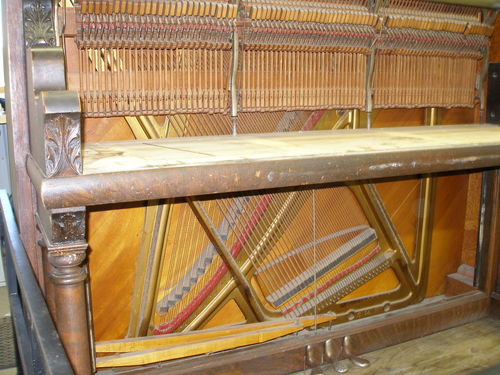 how to repurpose a upright piano | just b.CAUSE