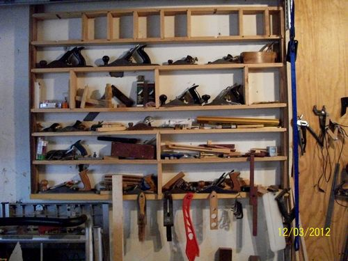 How Do You Store Your Hand Tools By B2rtch LumberJocks
