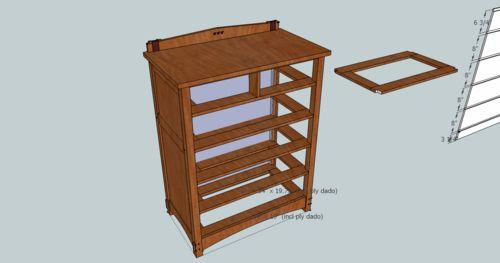 Dresser Dimensions 6 Drawer For The 6 Drawer Dresser