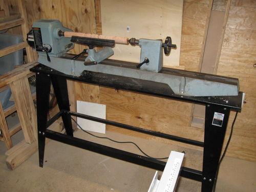 Free Homemade Gun Cabinet Plans Delta Wood Lathe Model 46 700