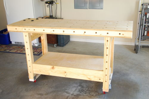 Original Behold The Samurai Workbench  The Samurai Carpenter