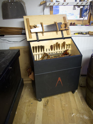 Dutch Tool Chest 1 Design Considerations By Brandon
