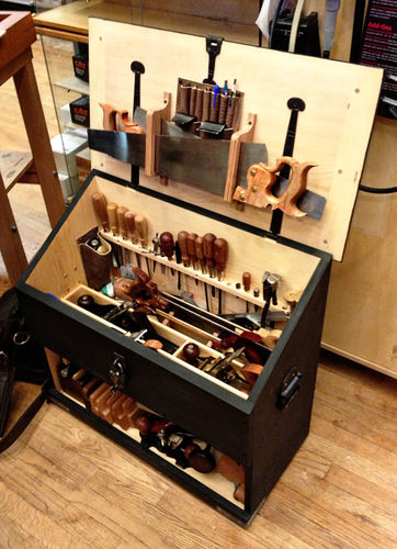 Traditional Carpenters Tool Box Plans Woodworking Plans