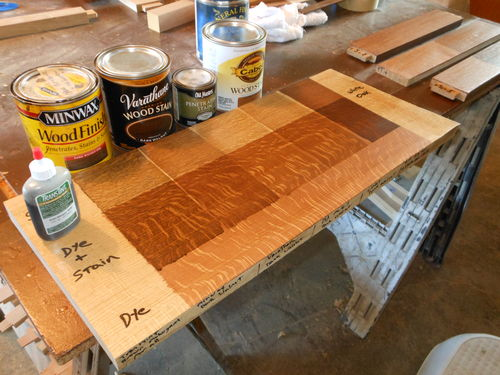 Stickley Jeff Jewitt Arts And Crafts Finish By