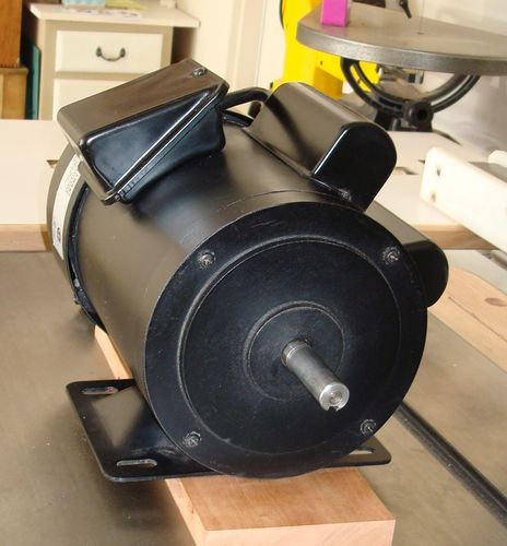 1 3 4 hp motor for craftsman pro saw by poospleasures for 1 hp table saw motor
