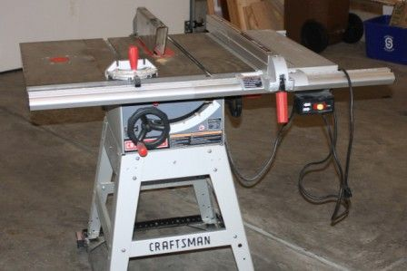 Table Saw By Mfausz Woodworking Community