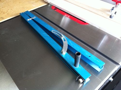 woodworking tapered leg jig