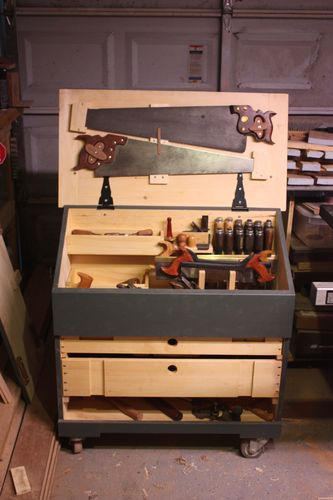 Dutch Tool Chest 7 Maximizing Space With Drawers By