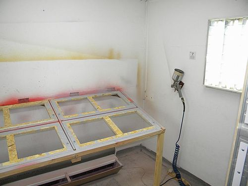 Paint Booth Finishing Table Drying Rack By Steliart Make Your Own Beautiful  HD Wallpapers, Images Over 1000+ [ralydesign.ml]