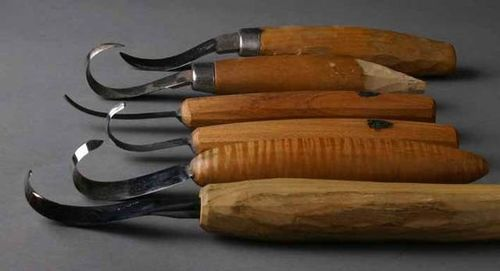 Looking for spoon bowl hook carving knife by groy